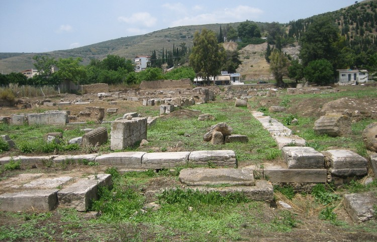 Argos Ancient Market