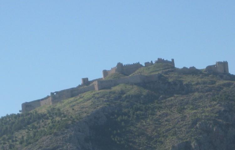 Κάστρο Λάρισα Αργους