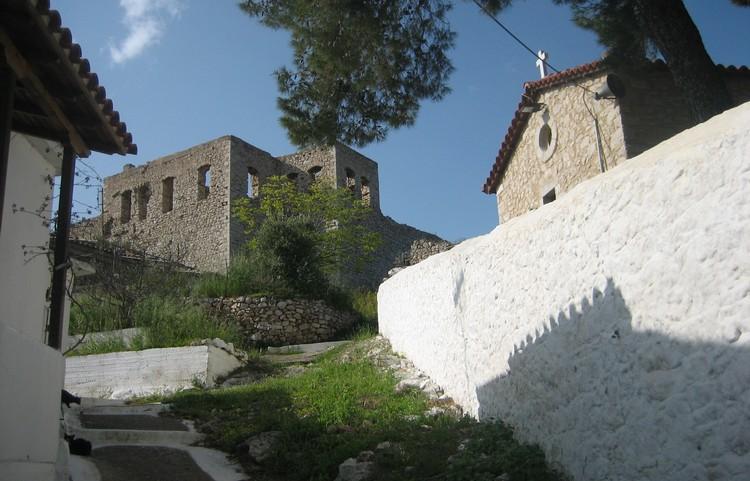 Κάστρο Παράλιου Αστρους
