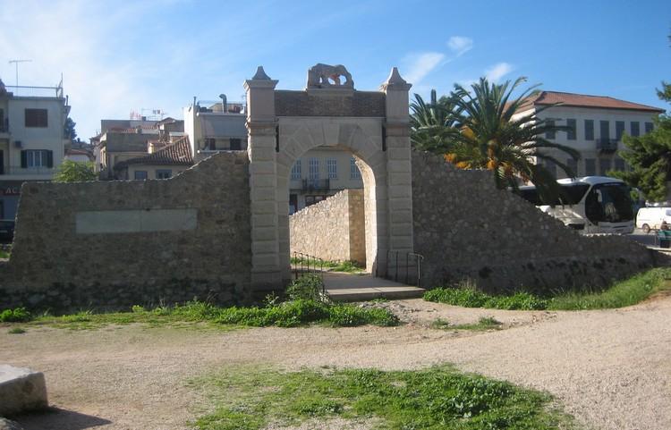 Πύλη Της Ξηράς