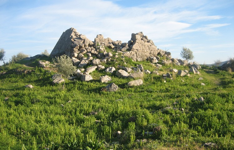 Pyramid of Elliniko